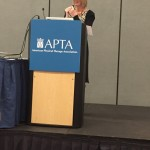 APTA Combined Sections Meeting Presentations