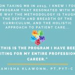 Amisha Klawonn Reflects on her PYTI Teaching Assistant Experience