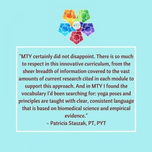 Patricia Staszak on the Impact of Professional Yoga Therapy