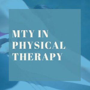 MTY in Physical Therapy