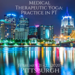 Foundations for Yoga Practice in Physical Therapy